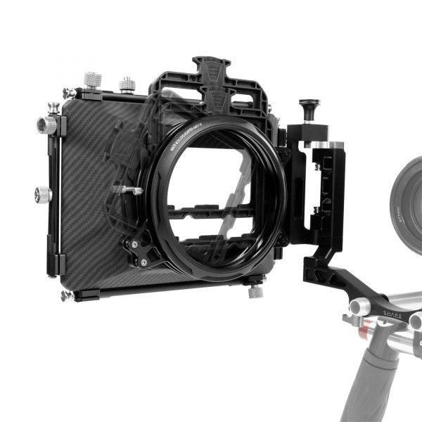 03 Shape 4x4 Mattebox 4x4 Rotating Filter Setup 2