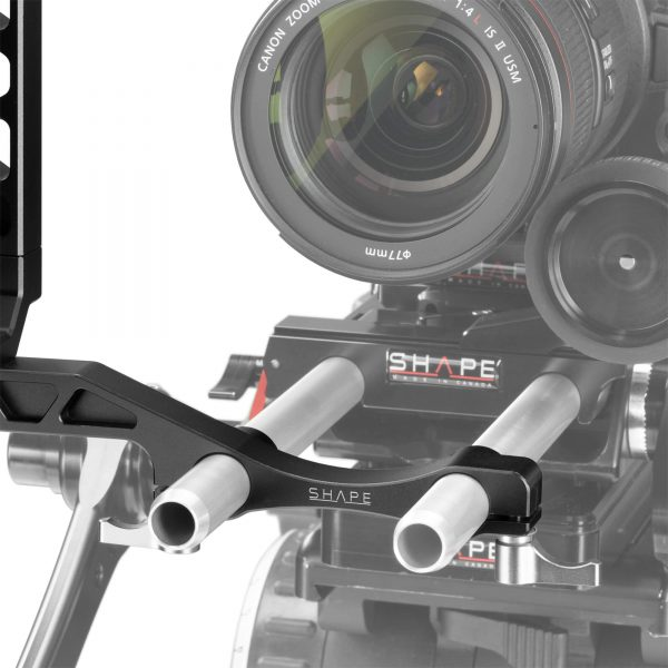 10 Shape 4x4 Mattebox 15mm Bracket 2