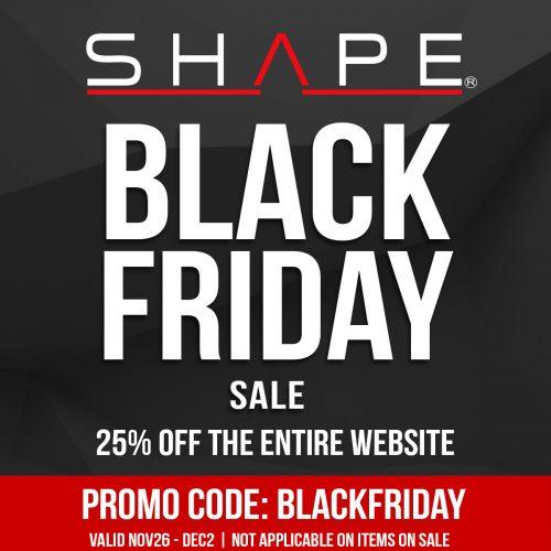 Shape Black Friday 1200x1200