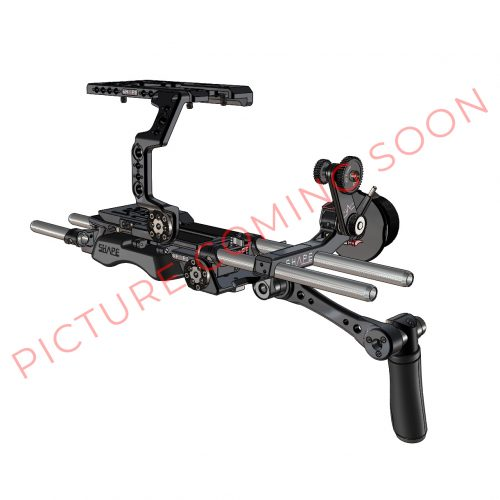 Sony FX9 baseplate cage follow focus pro