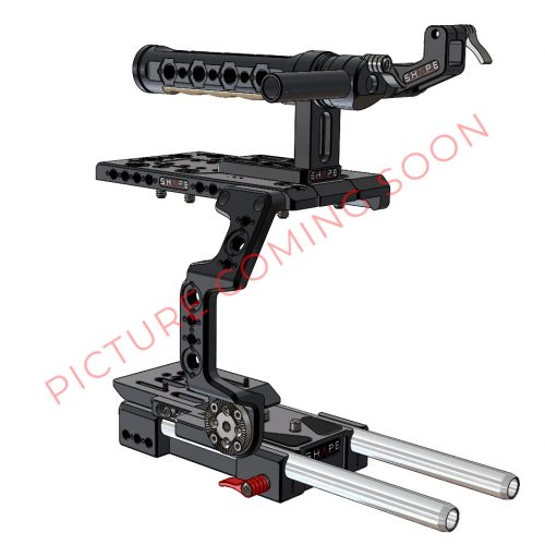 Sony FX9 cage handle EVF mount