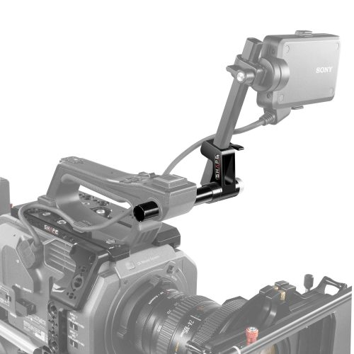 Sony FX9 push-button view finder mount