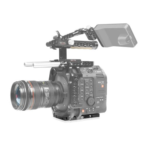 Placa adaptadora para Canon C500 Mark II