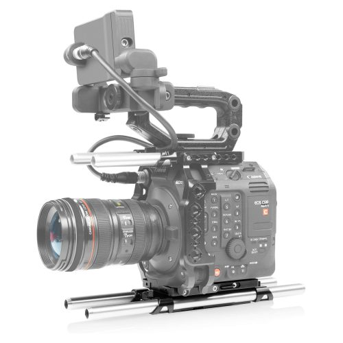 Canon C500 Mark II 15mm lightweight baseplate