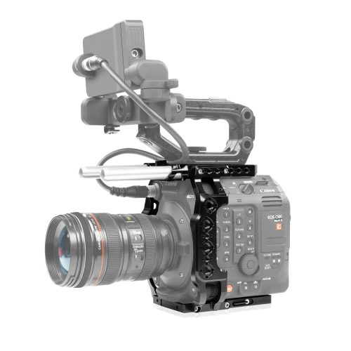 Canon C500 Mark II, C300 Mark III camera cage