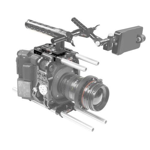 Canon C500 Mark II top plate