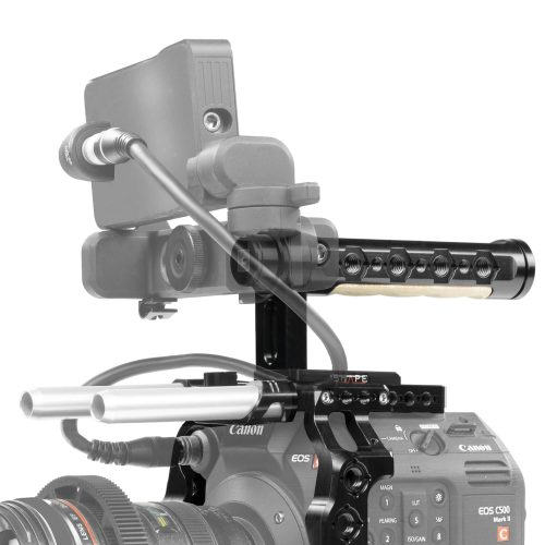 Canon C500 Mark II, C300 Mark III cage and top handle