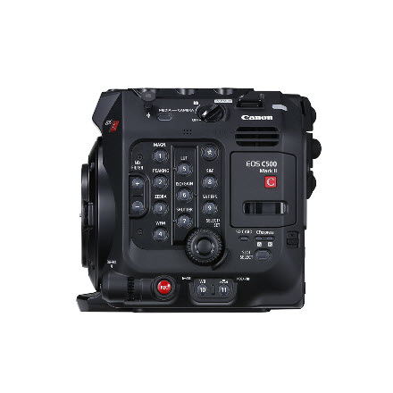 Canon C500 Mark II, C300M3 Accessories