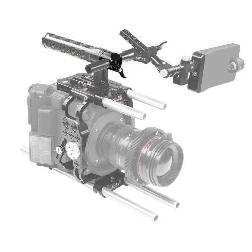 15 mm rod clamp with Arri standard 3/8-16 interface male