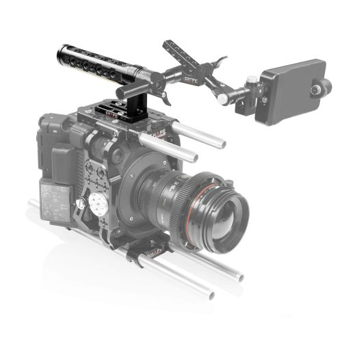 L-SHAPE pro top handle with Arri standard thread