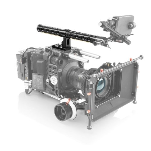 T-SHAPE pro top handle with Arri standard thread