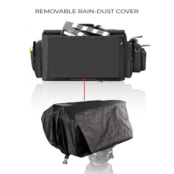 13 Shape Sbag Removable Rain Dust Cover