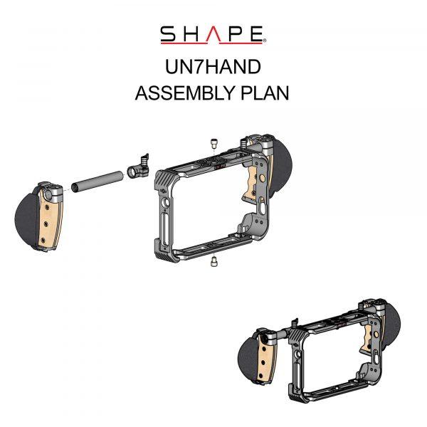 Un7hand Assembly Plan