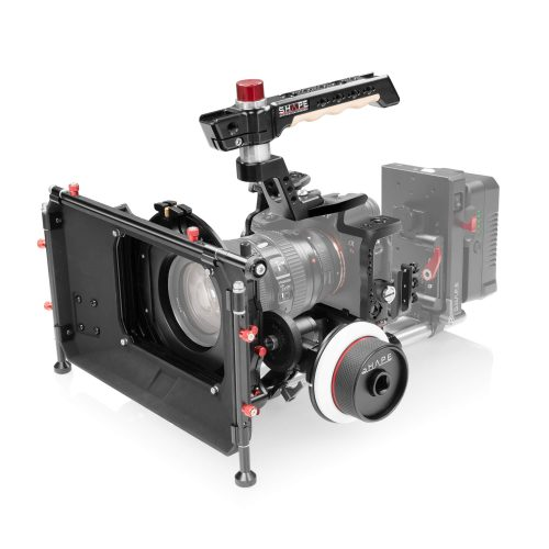 SONY A7R4 KIT MATTE BOX FOLLOW FOCUS