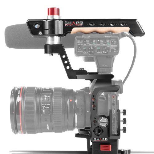 SONY A7R4 CAGE WITH 15mm LW ROD SYSTEM