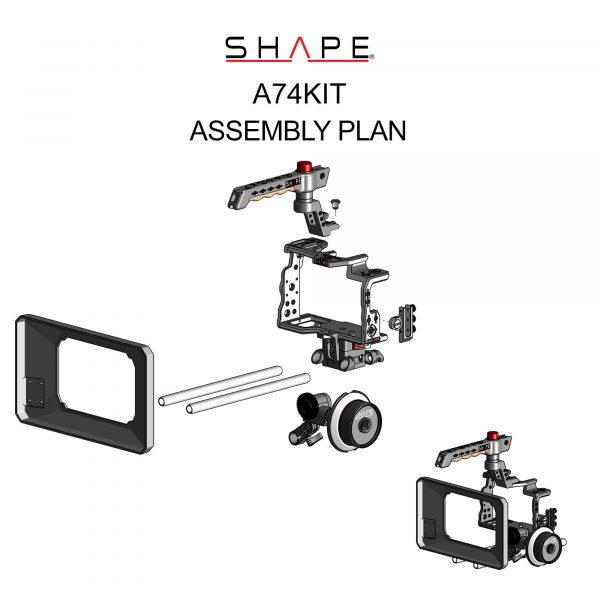 A74kit Assembly Plan