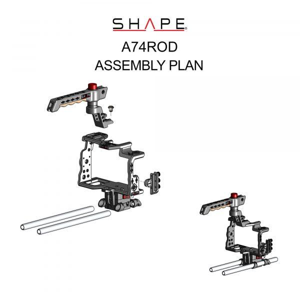 A74rod Assembly Plan