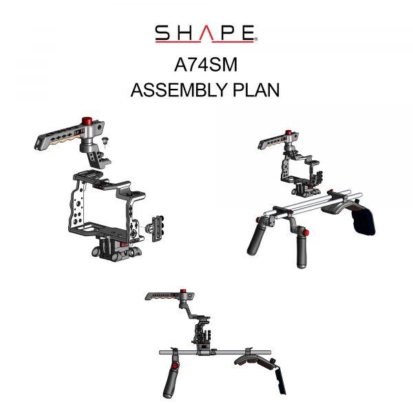 A74sm Assembly Plan
