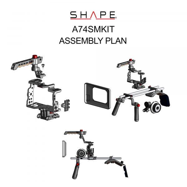 A74smkit Assembly Plan