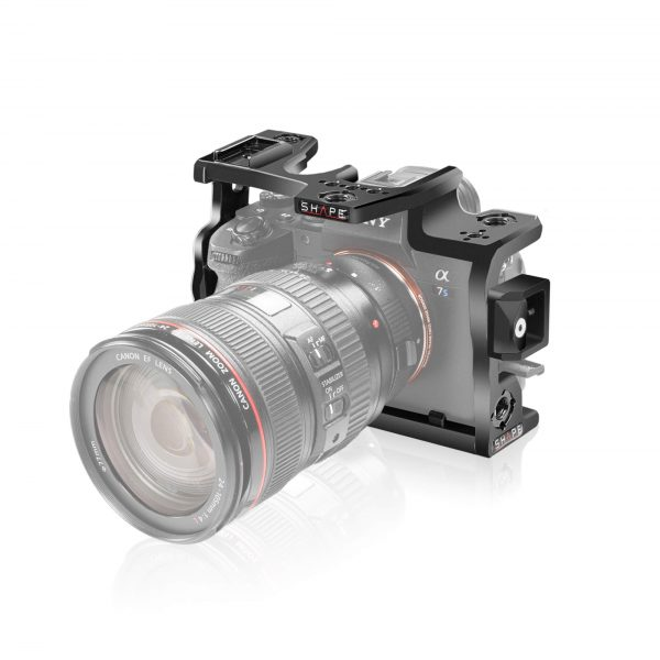 01 Sony A7s3cage Product Picture
