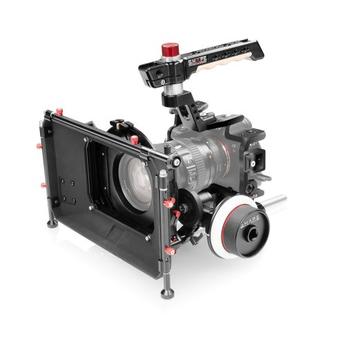 SONY A7S3 KIT MATTE BOX FOLLOW FOCUS