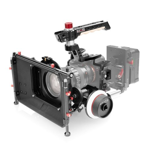 SONY A7S3 CAGE WITH 15mm LW ROD SYSTEM