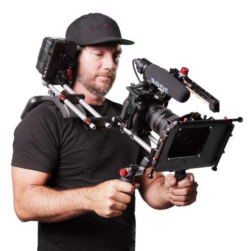 SONY A7S3 OFFSET SHOULDER MOUNT