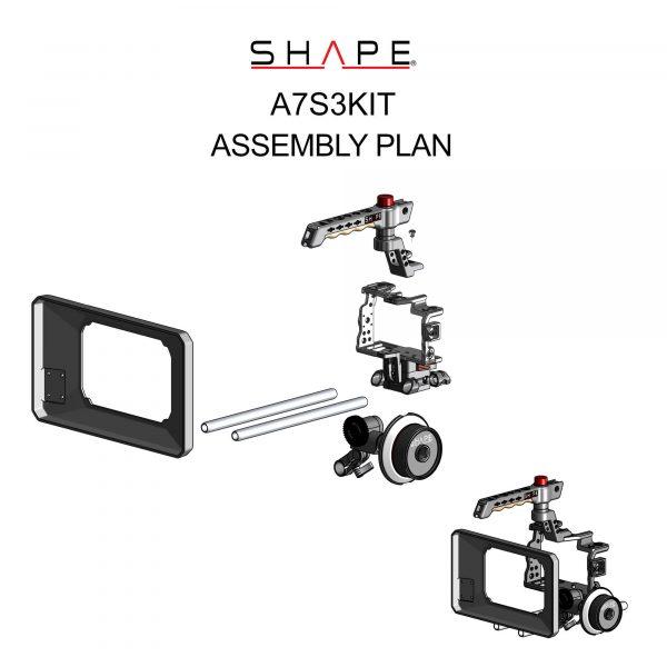A7s3kit Assembly Plan