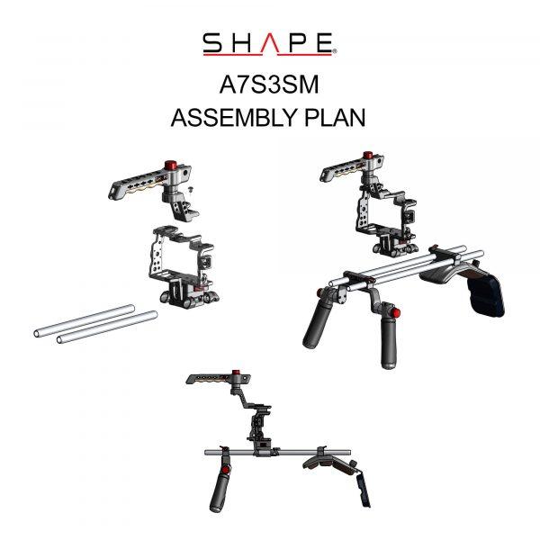 A7s3sm Assembly Plan