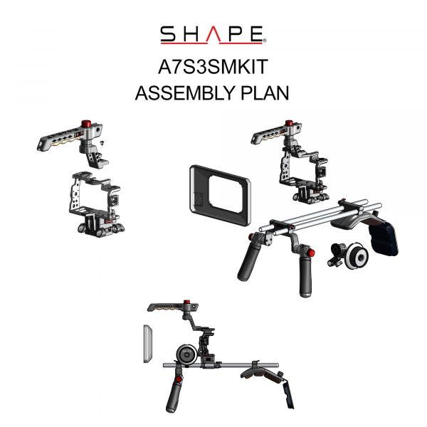 A7s3smkit Assembly Plan