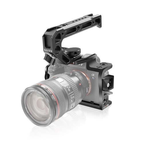 SONY A7S3 CAGE WITH TOP HANDLE