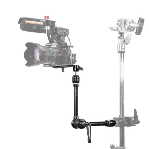 SHAPE HIGH LOAD FRICTION ARM WITH CAMERA BRACKET