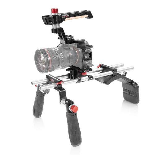 SONY A7S3 SHOULDER MOUNT