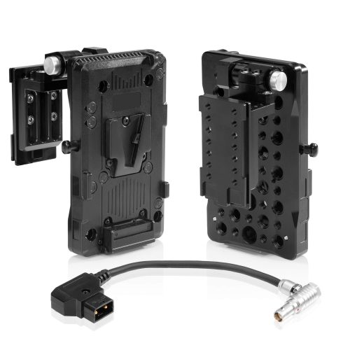 SHAPE V-mount pivoting battery plate for RED® KOMODO™