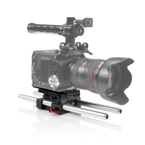 SHAPE RED® KOMODO™ 15 mm lightweight Baseplate