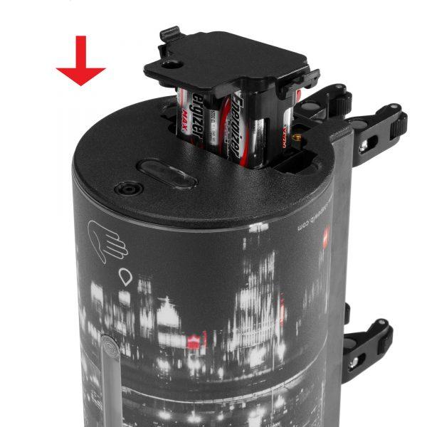07 Scstz Battery Install