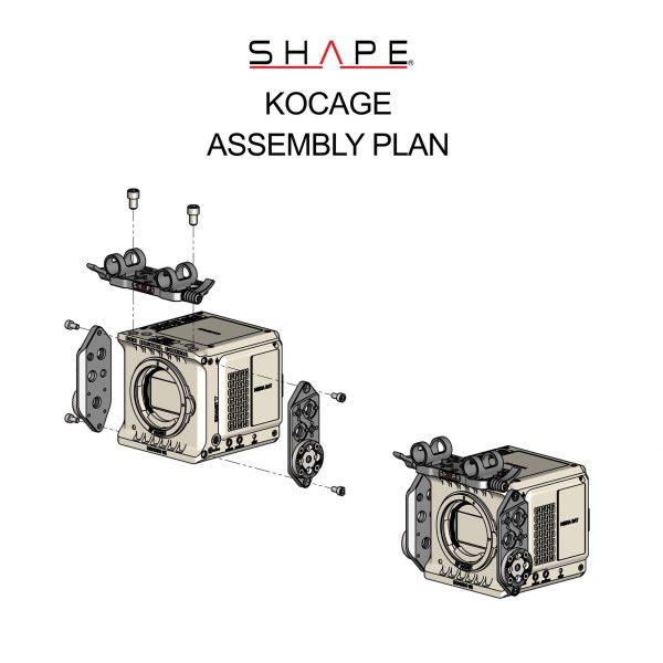 12 Kocage Assembly Plan