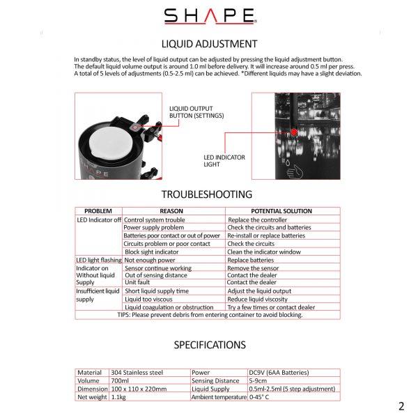 13 Scstz Instruction Manual Page 2