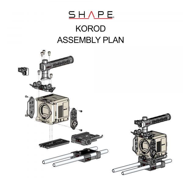 16 Korod Assembly Plan