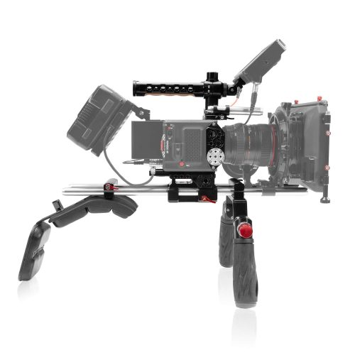 SHAPE RED® KOMODO™ shoulder mount