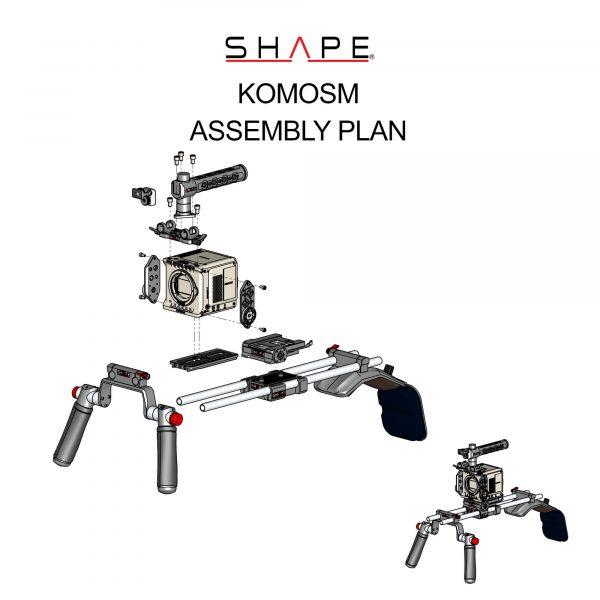 14 Komosm Assembly Plan