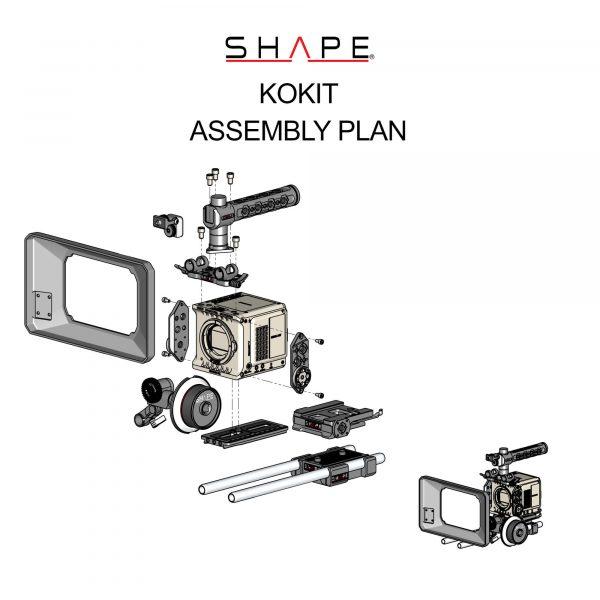 16 Kokit Assembly Plan