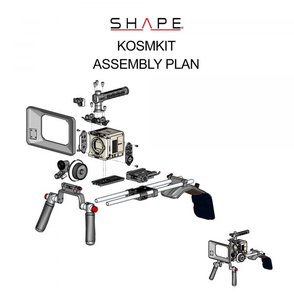 16 Kosmkit Assembly Plan