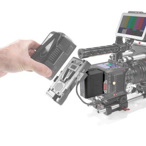 SHAPE BP-975 Batterie lithium-ion 7800 MAH pour Canon et RED® KOMODO™