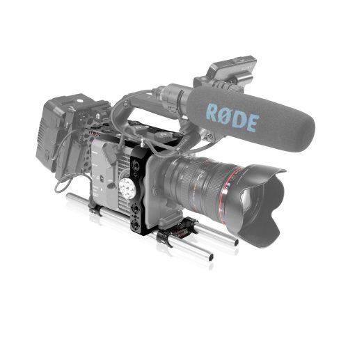 Cage avec rod bloc LW 15 mm pour Sony FX6