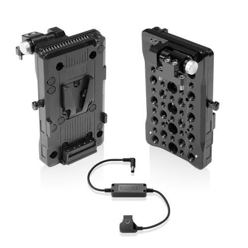 Plaque de batterie pivotante V-mount pour Sony FX6