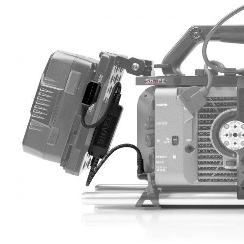 Câble d'alimentation D-Tap 19.5 V pour Sony FX6