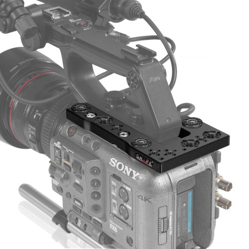 Sony FX6 top plate