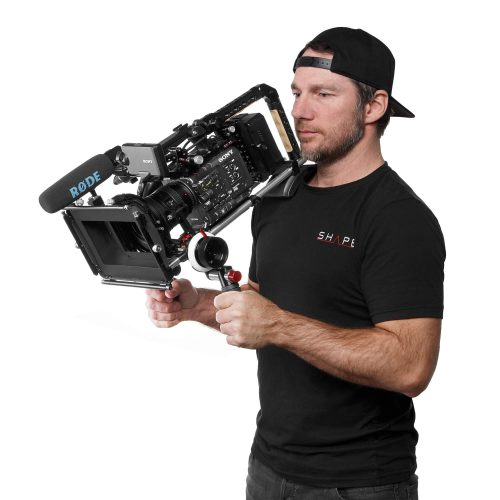 Sony FX6 shoulder mount