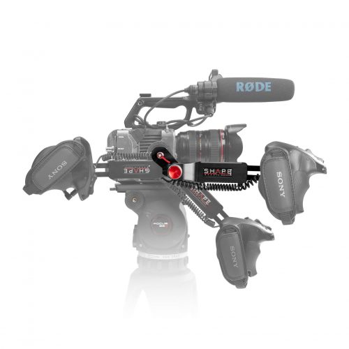 Poignée d'extension et câble de relocation pour Sony FX6